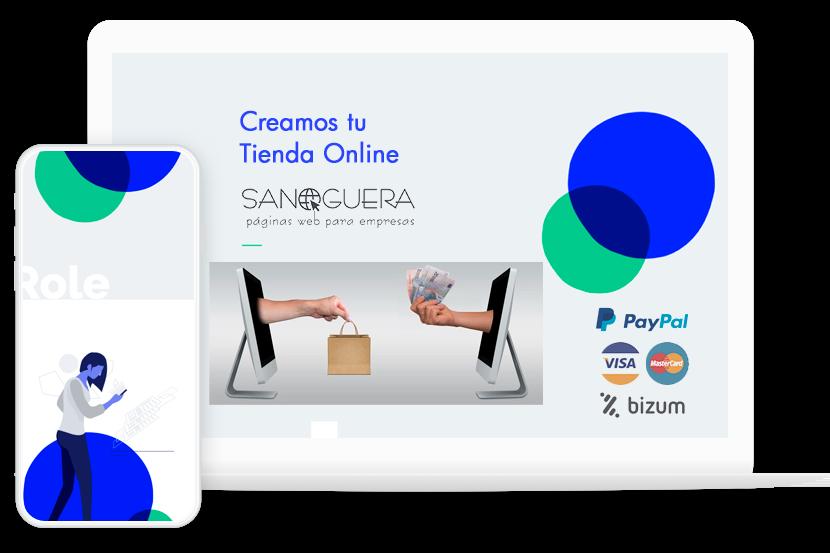 tienda online para empresas