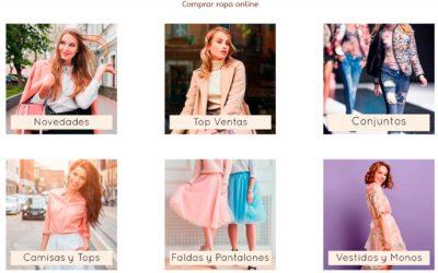 Le Bella Femme, Rediseño web y Tienda Online