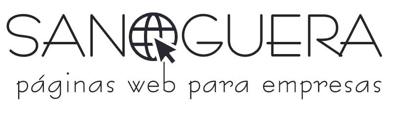 Sanoguera.es páginas web para Empresas