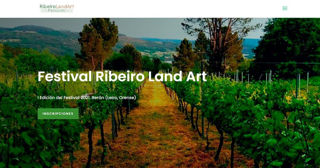 Festival Ribeiro Land Art, Venta de Entradas