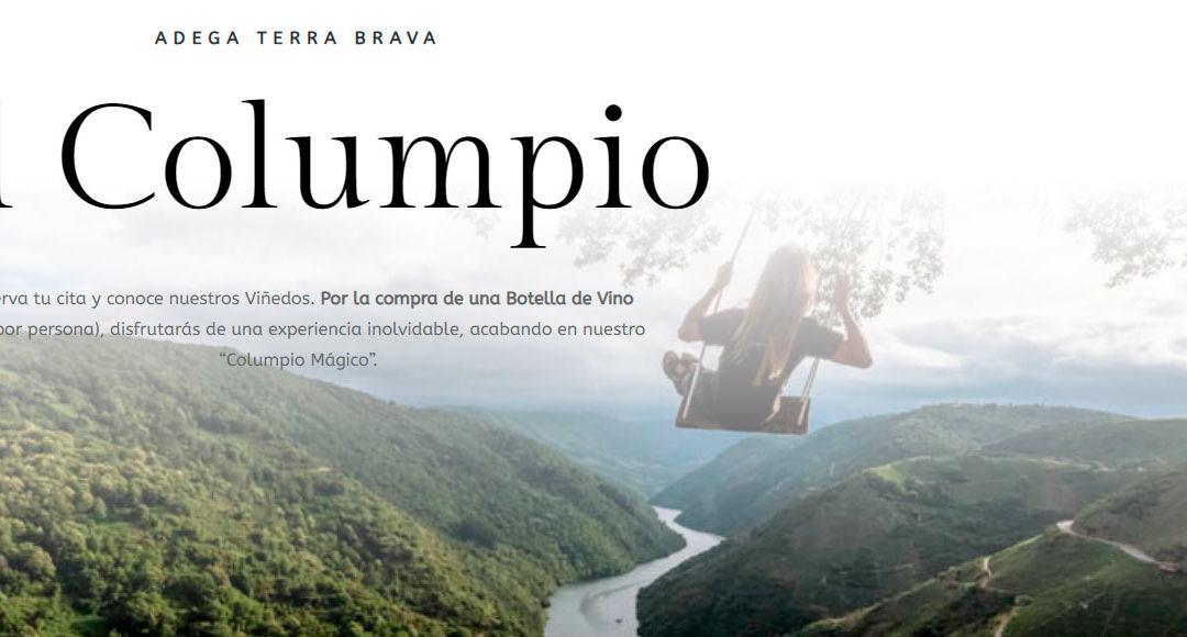 Adega Terra Brava, web de Reservas y Shop